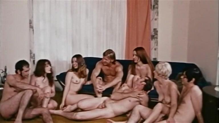 1970 Vintage Swinger Porn -