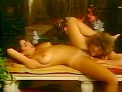 Christy Canyons Lesbian Fantasies