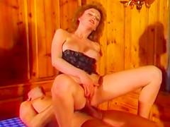 Sex Alpin Skihaserl-Bums