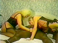 Ally Takes Her 1st Black Cock