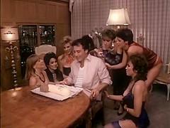 Best asian retro clip with Scorpio and Gina Carrera