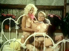 Horny interracial classic scene with Mike Ranger and Aunt Peg