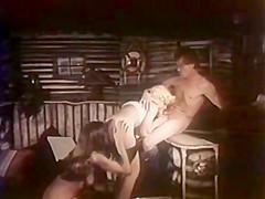 Exotic lesbian retro movie with Heinz Russo and Svetlana