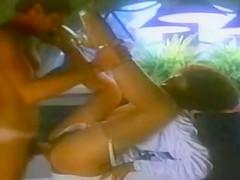 Crazy Latin Retro Clip With Rikki Harte...