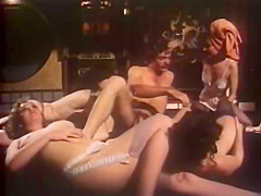 Fabulous anal retro video with Tara Aire and Serena