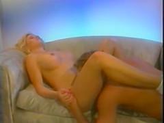 Exotic lesbian vintage movie with Tonisha Mills and Stuart Canterbury