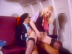 Amazing facial retro clip with Kirk Sebrian and Shanna McCullough