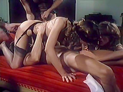 Hottest anal classic video with Joanna Williams and Ken Scudder