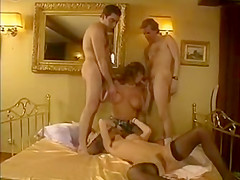 Horny Classic Scene With Charles Franzi And...