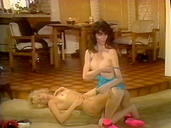 Incredible latin classic video with Jessica Wylde and Francois