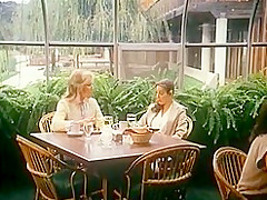 Best black vintage clip with Lee Caroll and Arcadia Lake