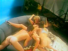 Hottest retro scene with Lady Liberty and Robert Bolla