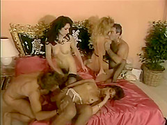 Amazing vintage video with Caroline Laurie and Alain L'Yle