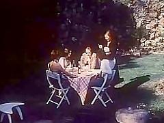 Incredible retro scene with Jo Anne Joy and Tara Lane
