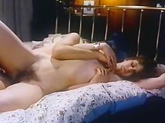 Exotic vintage video with John Leslie and Hershel Savage