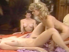 Incredible vintage video with Christy Canyon and Roy Karch