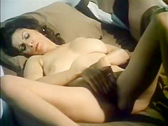 Hottest classic scene with Aunt Peg and Ham Easton