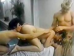 Anna Ventura — Ultra 80s Glamour Slut