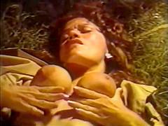 Hidden masturbating at orgy