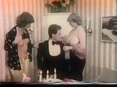 Crazy classic sex clip from the Golden Period