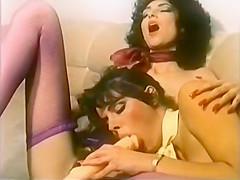 Vintage: Bridgette Monet Lesbian Scene