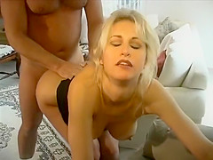 Ryan Conner's first anal scene
