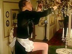 Vintage Danish (In the Sign of Taurus) Maid seduction