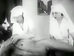 Massage Porn Vintage 1912 by snahbrandy