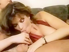 Miss Ventura Has Sex On The Couch