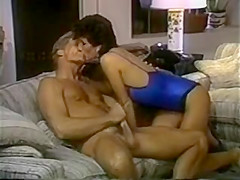 Sharon Mitchell fucks Randy West