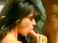Incredible retro porn scene from the Golden Century