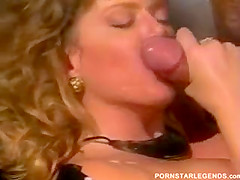 Busty pornstar screwed tit fucked and jizzed on