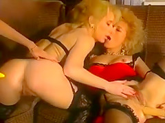 Hottest classic porn video from the Golden Time