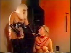 Wehrlos busty blonde german retro 90's