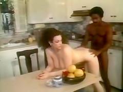 Sue Nero Kitchen Interracial scene