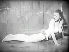 Vintage - Beach Girl