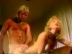 Greg Derek and Nina Hartley