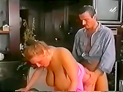 Exotic retro sex scene from the Golden Epoch