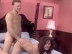 Vintage Asian Keanna Reyes with BBC