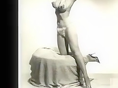 Vintage galactic burlesque superstars sequence 7