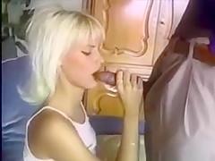 Hungarian girl Anita Blonde