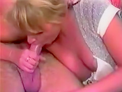 retro threesome with DP