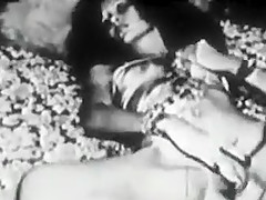 Exotic retro porn clip from the Golden Age