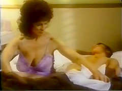 womany in a cheap motel