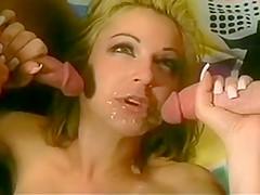 Classic Retro Cumshots Compilation