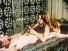 wonderful hairy pussy and huge dick 1-4