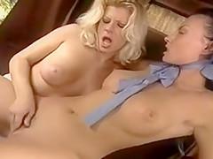 Wild West Lesbian Scene