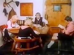 Vintage: Nacft und fess am Konigsee