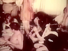 Vintage: Johnlmes in a Wild Orgy