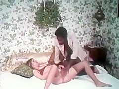 Vintage Interracial Anal